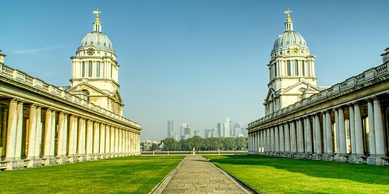Picture: Old Royal Naval College, London, Vereinigtes Königreich, Unsplash
